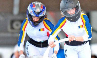 Locul 9 la Mondiale pentru echipajul feminin de bob 2 persoane al tarii noastre