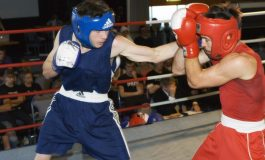 Gong final la Campionatul Național de Box Juniori-2015