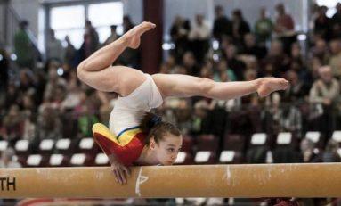 Aur și bronz european pentru gimnastica românească, la Montpellier