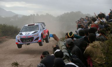 O dupa-amiaza dificila pentru Hyundai Motorsport in penultima zi a Raliului Argentinei