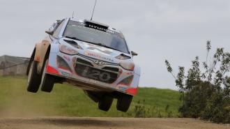2014 World Rally Championship / Round 04 /  Rally Portugal // Worldwide Copyright: Hyundai Motorsport