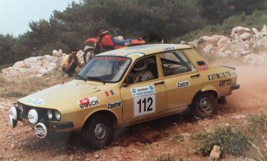 Dacia 1310, in Cetatea Zeilor dupa 30 de ani!