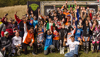 Filmul etapei 1 Motocross CUP, Prundu