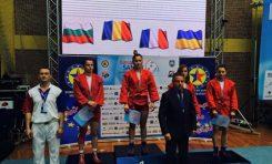 Sambo: Medalii la Campionatul European de Seniori