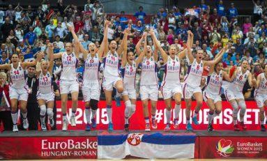 Serbia, campioană europeană în premieră la baschet feminin