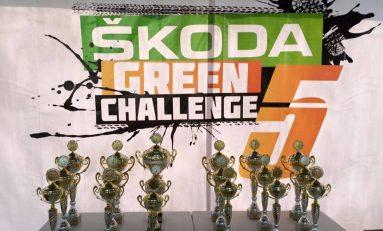 Cea de-a V-a ediție ŠKODA Green Challenge a întâmpinat peste 450 de participanți