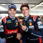 Hyundai Motorsport la Raliul Sardiniei(3)