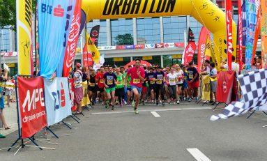 A II-a editie a URBATLON:sport, distractie si un final spumos, marca MPG