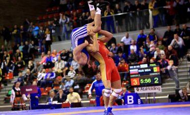 Luptătorii de la libere, departe de podiumul Europenelor de juniori