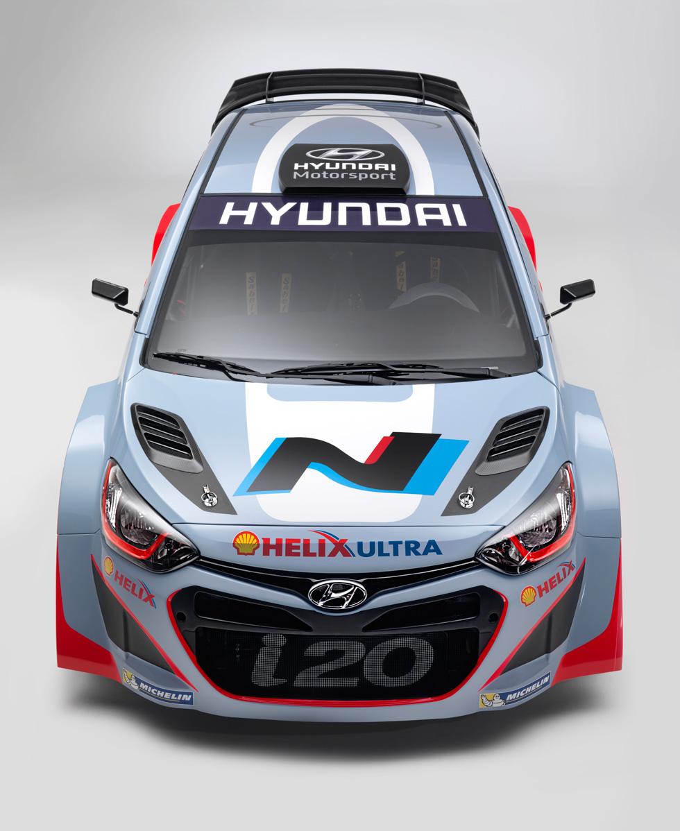 Hyundai Motorsport se lupta pentru locul secund in Raliul Suediei