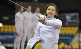 Scrimerii Ana Maria Brânză, aur, Tiberiu Dolniceanu, argint, Simona Gherman, bronz, la Jocurile Europei