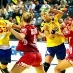 Federația a aprobat lotul național de handbal feminin pentru Mondialele daneze
