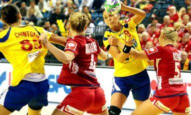 Prima manșă a meciului Serbia-România în preliminariile Mondialelor de handbal feminin
