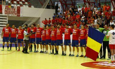 Naționala masculină de handbal s-a calificat în preliminariile Europenelor din 2018