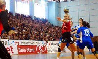 Wild card pentru Liga feminină a Campionilor oferit echipei HCM Baia Mare