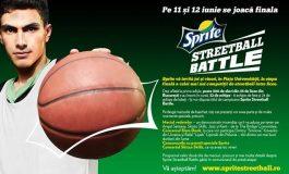 Etapa finală a Sprite Streetball Battle