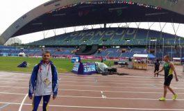 Fondistul Nicolae Soare, argint la 10.000 metri, a șasea medalie pentru România la Universiadă