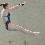 Mara Aiacoboae-Cătălin Cozma, pe locul 11 la sincron mixt la Mondialele de sărituri în apă de la Kaz...