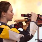 Laura Ilie aduce primul aur la Universiadă în proba de pușcă 50 metri, Sanda Belgyan, finalistă la 4...