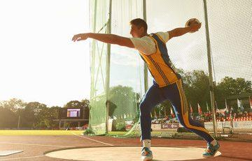 Aur pentru discobolul Alin Alexandru Firfirică la Europenele de atletism under 23