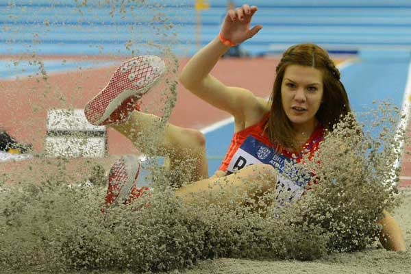 Alina Rotaru, bronz european under 23 la lungime
