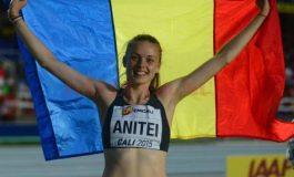 Atleta Georgiana Aniței, medaliată cu aur și la FOTE