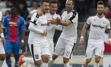Astra Giurgiu, în turul al treilea preliminar, FC Botoșani eliminată din Europa League