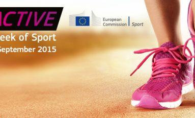 Săptămâna Europeană a Sportului