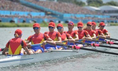 Zece echipaje românești la Mondialele de canotaj under 23 de la Plovdiv