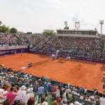 Opt românce joacă luni la turneul bucureștean din Parcul cu platani