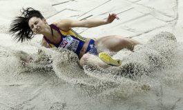 Triplusaltista Florentina Marincu aduce a doua medalie, un bronz, la Europenele de juniori din Suedia