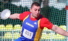 Andrei Gag, locul secund la greutate, primul atlet român medaliat la Universiada de Vară