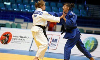 Judoka Larisa Florian ia argintul la Universiada de Vară din Coreea de Sud