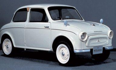 Istoria Mitsubishi Motors