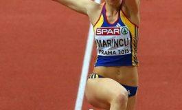 După bronzul la triplusalt, Florentina Marincu ia și aurul Europenelor de juniori la lungime
