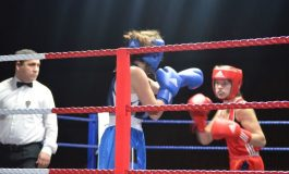 Andreea Seni, sfertfinalistă la Europenele de box pentru junioare și tineret