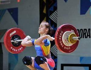Primele medalii pentru halterofilii români la CE cadeți