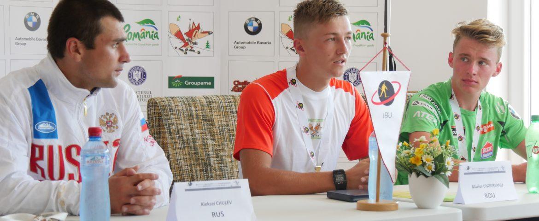 Petrică Ungureanu, campion mondial la Mondialele de biatlon vară, în proba de urmărire