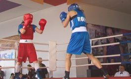 Prima medalie, un bronz, la Europenele de box pentru junioare și tineret