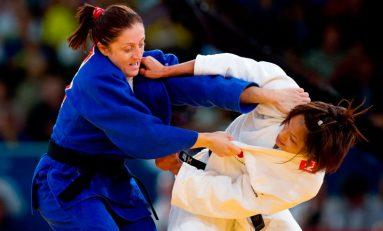 Corina Căprioriu, medalie de argint la Campionatele Mondiale de judo