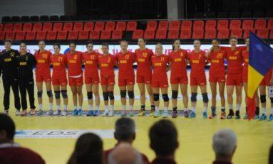 Naționala under 17  handbal fete, victorioasă în primul meci la Europene