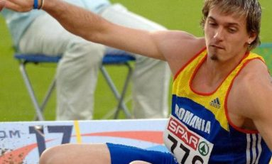 Marian Oprea s-a calificat în finala probei de triplusalt de la Mondiale