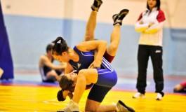 Maria Cioclea, medaliată cu bronz la Mondialele de lupte cadeți de la Sarajevo