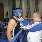 Andreiana și Nistor boxează în sferturile Europenelor de seniori din Bulgaria