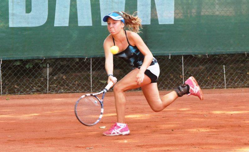 A zecea medalie la FOTE, un argint, câștigată de dublul tenismanelor Cadâr-Păcurariu