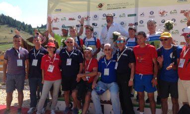 Medalie de bronz pentru ștafeta mixtă seniori a României la Mondialele de biatlon vară