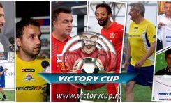 Victory Cup, competiţia unde amatorii de azi devin profesioniştii de mâine. Naționala artiștilor, printre echipele participante