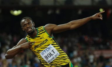 Usain Bolt se impune și la 200 metri, Marian Oprea, al șaselea la triplu în finala mondială