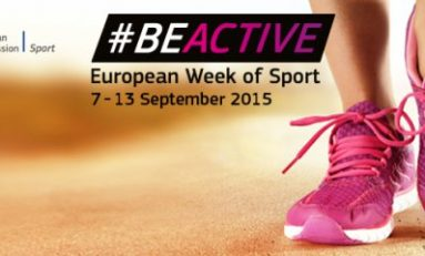 Săptămâna Europeană a Sportului debutează simultan în țările UE și alte șase zone de pe glob