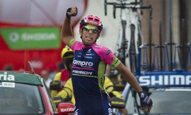 Victorie după evadare a portughezului Nelson Oliveira în Turul Spaniei